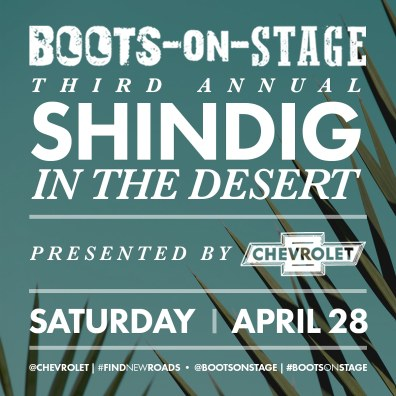 Boots On Stage (Stagecoach 2018)