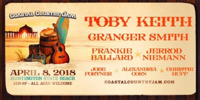 Coastal Country Jam with Toby Keith