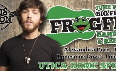 Frog Fest with Chris Janson; Utica, NY