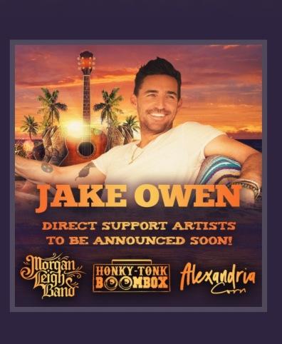 Coastal Country Jam with Jake Owen