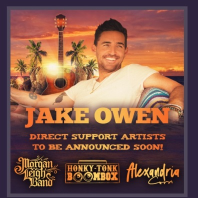 Coastal Country Jam with Jake Owen
