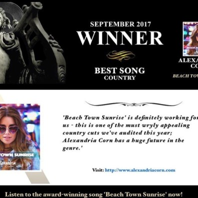 Best Song Winner