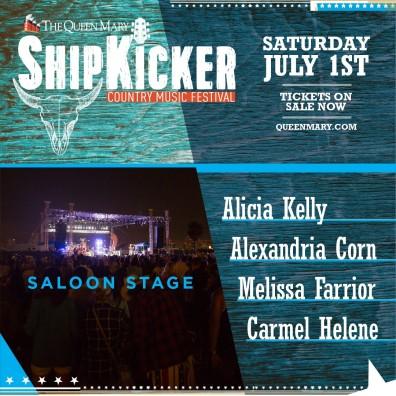 Ship Kicker Country Music Festival